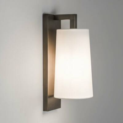 Astro Lago 1297007 fürdőszoba fali lámpa bronz fém