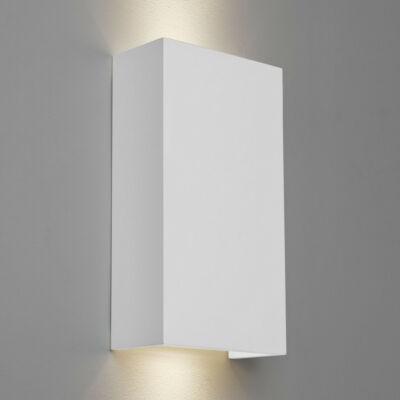 Astro Pella 1315002 gipsz fali lámpa fehér gipsz