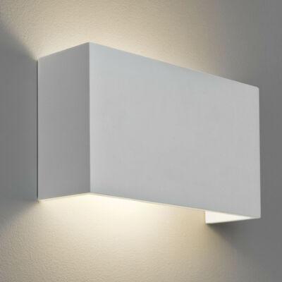 Astro Pella 1315001 gipsz fali lámpa fehér gipsz