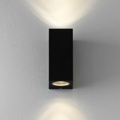 Astro Chios 150 1310004 fürdőszoba fali lámpa fekete fém