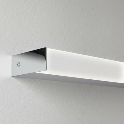 Astro Sparta 1322006 fürdőszoba fali lámpa króm fehér fém