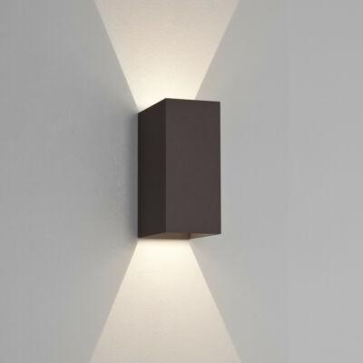 Astro Oslo 1298002 kültéri fali led lámpa fekete fém