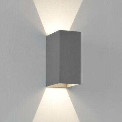 Astro Oslo 1298021 kültéri fali led lámpa ezüst fém