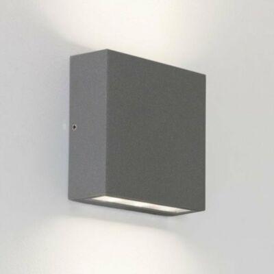 Astro Elis 1331011 kültéri fali led lámpa ezüst fém