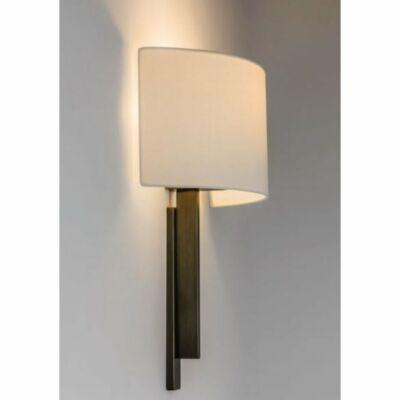 Astro Tate 1334001 fali éjjeli lámpa bronz fém