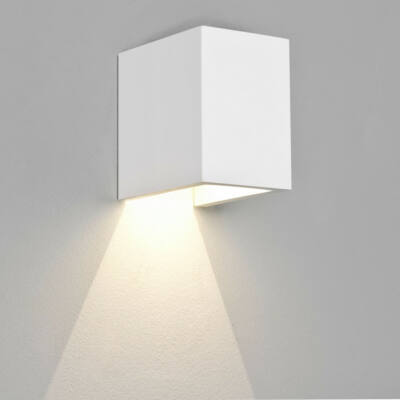 Astro Parma 1187004 gipsz fali lámpa fehér gipsz