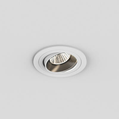 Astro Aprilia 1256020 álmennyezetbe építhető lámpa fehér fém