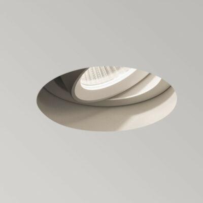 Astro Trimless 1248010 álmennyezetbe építhető lámpa fehér fém