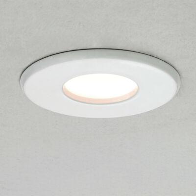 Astro Kamo 1236013 álmennyezetbe építhető lámpa fehér fém