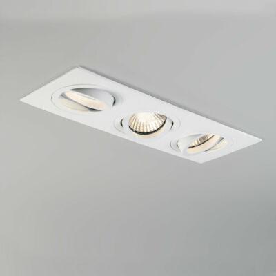 Astro Taro 1240019 álmennyezetbe építhető lámpa fehér fém