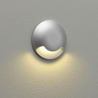 Astro Beam 1202001 talajba süllyeszthető lámpa ezüst fém