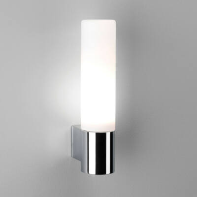 Astro Bari 1047001 fürdőszoba fali lámpa króm fehér fém