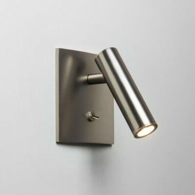 Astro Enna 1058018 fali olvasólámpa matt nikkel alumínium