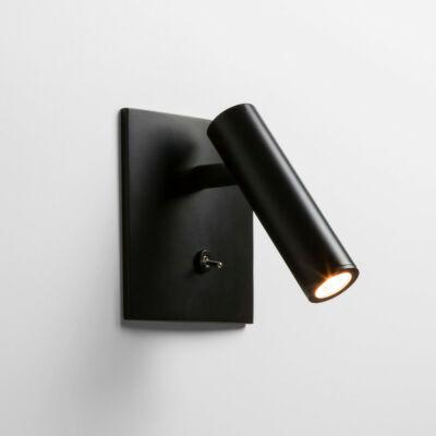 Astro Enna 1058024 fali olvasólámpa fekete alumínium