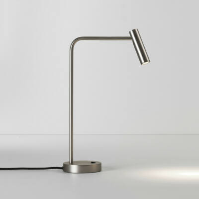 Astro Enna 1058057 ledes asztali lámpa matt nikkel fém