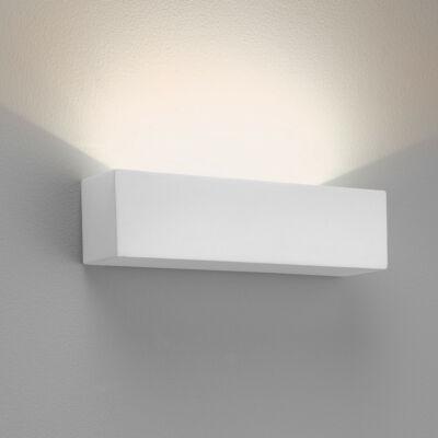 Astro Parma 1187002 gipsz fali lámpa  fehér   gipsz
