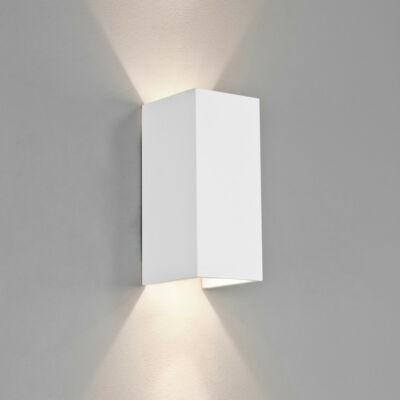 Astro Parma 1187019 gipsz fali lámpa fehér gipsz