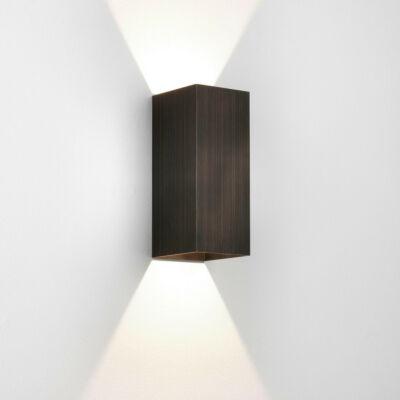 Astro Kinzo 260 LED 1398016 fali lámpa bronz fém