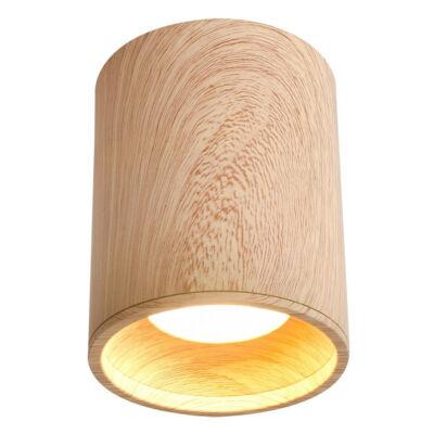 Candellux TUBA 2277165 mennyezeti spot lámpa  fa   fém