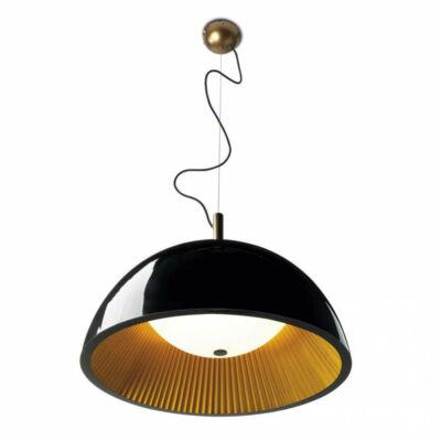 Leds-C4 UMBRELLA 00-2727-AP-05 konyhai csillár fekete fekete műanyag műanyag