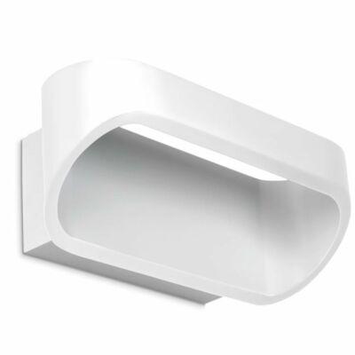Leds-C4 OVAL 05-0070-14-14 fali lámpa  matt fehér   alumínium