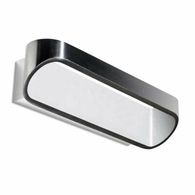 Leds-C4 OVAL 05-2019-S2-14 fali lámpa szálcsiszolt alumínium alumínium