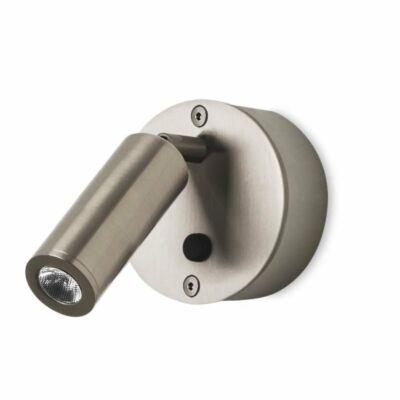 Leds-C4 IVY 05-2706-81-81 fali olvasólámpa nikkel alumínium