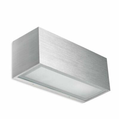 Leds-C4 LIA 05-4401-BX-B8 fali lámpa szálcsiszolt alumínium üveg