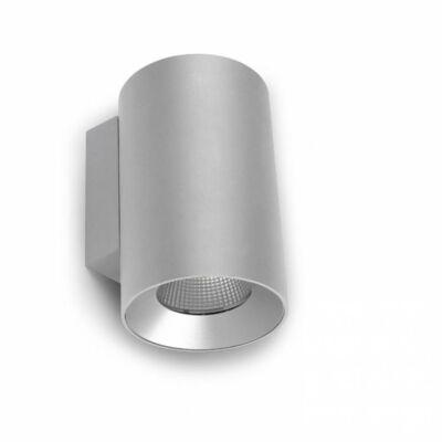 Leds-C4 COSMOS 05-9955-34-CL kültéri fali led lámpa nikkel alumínium