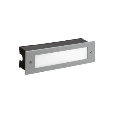 Leds-C4 MICENAS PRO 05-E051-34-CM kültéri fali led lámpa szürke alumínium