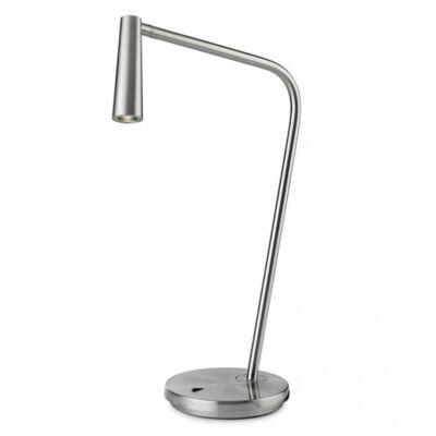 Leds-C4 GAMMA 10-6420-81-81 ledes asztali lámpa  nikkel   acél