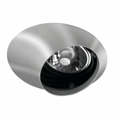 Leds-C4 DN-1305-J2-00 Álmennyezetbe építhető lámpa CAMALEON ezüst fém