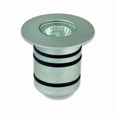 Leds-C4 GEA 55-9255-54-37 talajba süllyeszthető lámpa  alumínium   alumínium