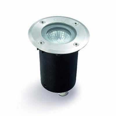 Leds-C4 GEA 55-9280-CA-37 talajba süllyeszthető lámpa acél üveg
