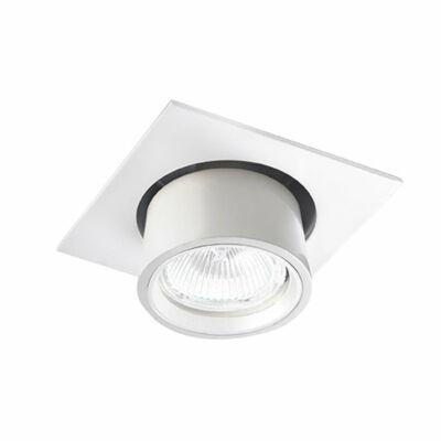 Leds-C4 ZOE 90-4350-14-14 beépíthető lámpa fehér alumínium