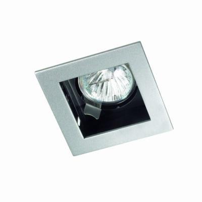 Leds-C4 MINI DM-1106-N3-00 süllyesztett lámpa szürke fekete alumínium acél