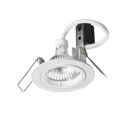 Leds-C4 TRIMIUM MINI DN-0525-14-00 beépíthető lámpa fehér alumínium