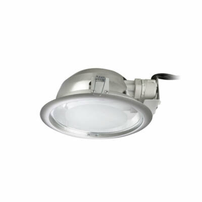 Leds-C4 DN-1402-N3-00 Süllyesztett lámpa ECO szürke üveg