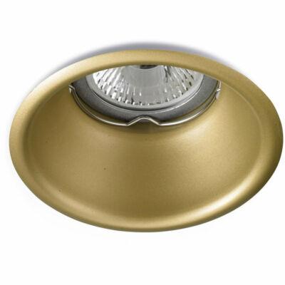 Leds-C4 DOME DN-1600-23-00 beépíthető lámpa arany acél