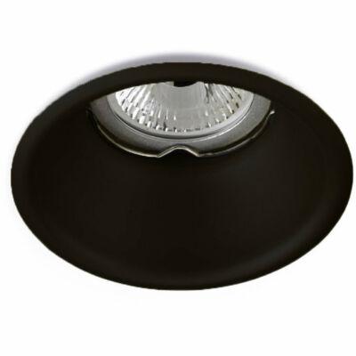 Leds-C4 DOME DN-1600-60-00 beépíthető lámpa fekete acél