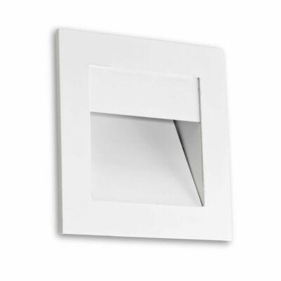 Leds-C4 SIGN EP-0356-14-00 falba építhető lámpa fehér alumínium