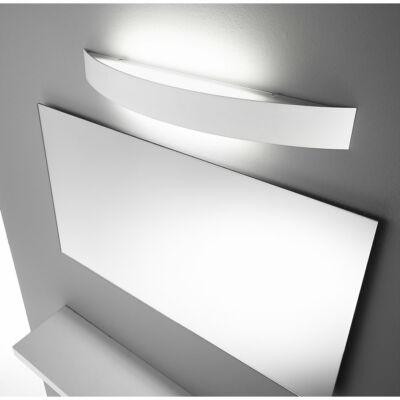 LineaLight CURVÉ 1131 fali lámpa fehér fém