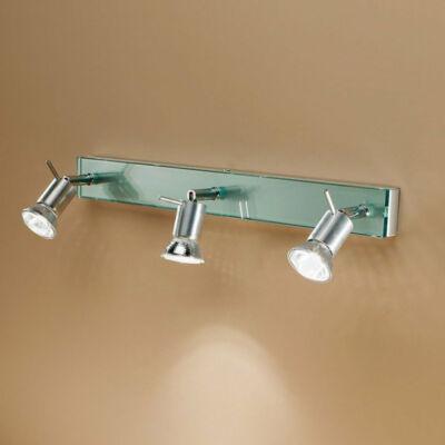 LineaLight SPOTTY 1153 mennyezeti spot lámpa króm üveg