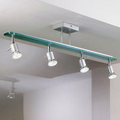 LineaLight SPOTTY 1155 mennyezeti lámpa króm üveg
