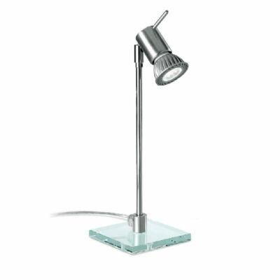 LineaLight SPOTTY 1157 asztali lámpa króm üveg