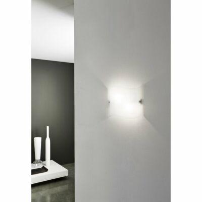 LineaLight ONDA 327B921 fali lámpa borostyán fém