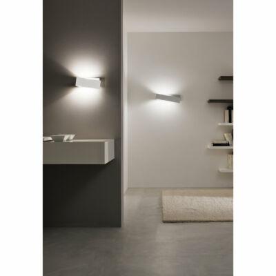 LineaLight ZIG ZAG 7006 fali lámpa matt fehér alumínium