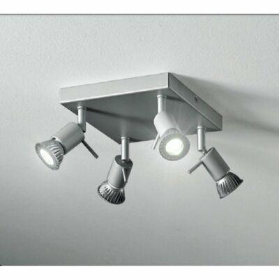 LineaLight SPOTTY 7348 mennyezeti spot lámpa szürke fém