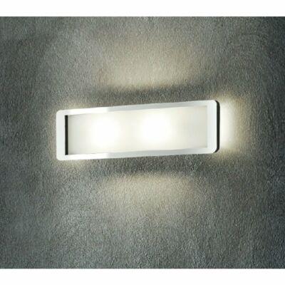 LineaLight SOLIDO 90261 fali lámpa króm üveg
