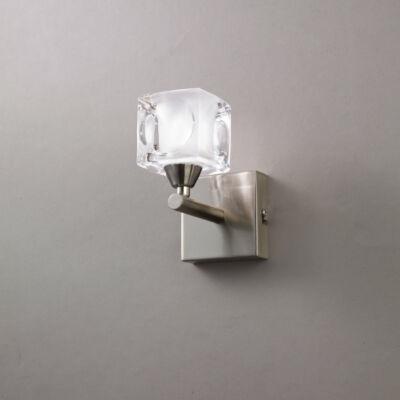 Mantra CUADRAX SN 0004029 falikar szatinált nikkel fém üveg